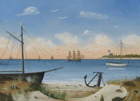 Martha Cahoon, Quiet Bay