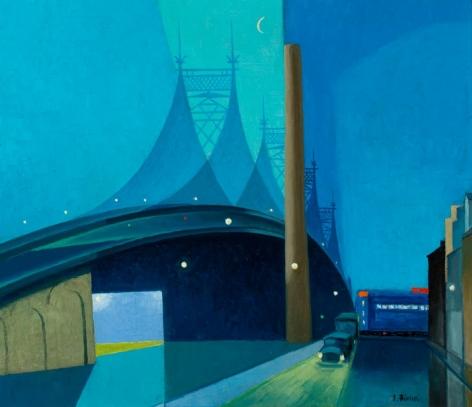 Ernest Fiene, The Bridge