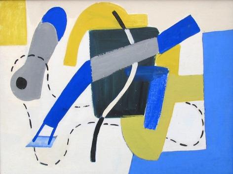 Vaclav Vytlacil, Untitled Abstraction