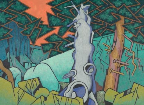 Easton Pribble, Granite and Spruce