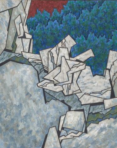 Easton Pribble, Granite Ledges