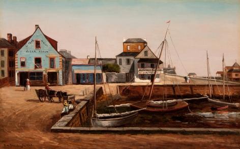 Frank Henry Shapleigh, The Plaza Basin