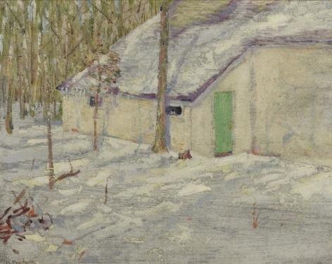 Henry Prellwitz, Little Green Door