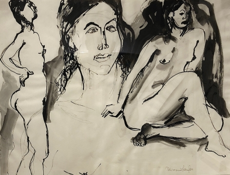 Miriam Laufer, Untilted