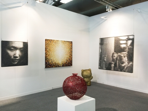 2015 Art Miami New York