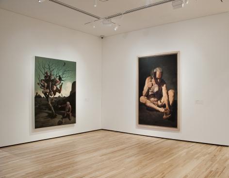 Erik Thor Sandberg_Surreal Selves_Baltimore Museum of Art