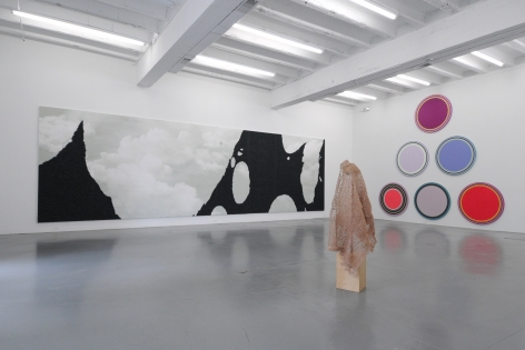 WOOJIN CHANG_EMILY BIOND_LINLING LU_ACADEMY 2011_Conner Contemporary Art