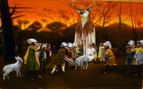 JAMES SWAINBANK_The Benevolent Elk_ACADEMY 2008