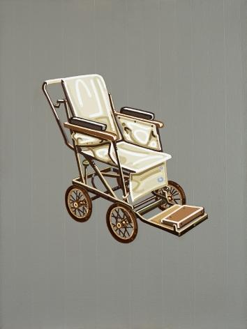 Julie Roberts_Canvas Wheelchair