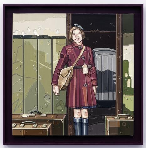 Julie Roberts_The Kinder Transport/New Dawn