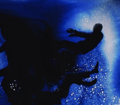 MARIA FRIBERG  painting series #5  2011