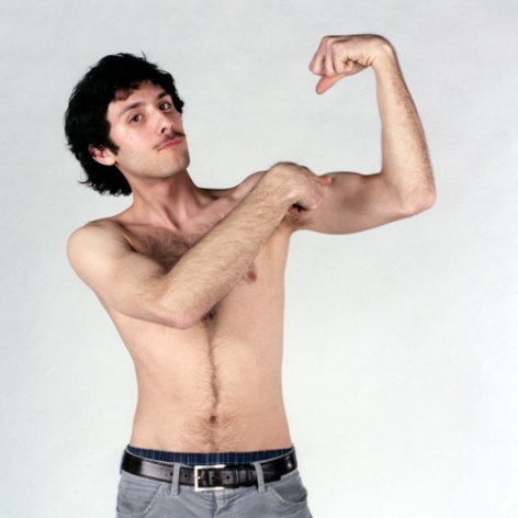 NATHANIEL FINK_Evan_Check Out These Guns_ACADEMY 2008