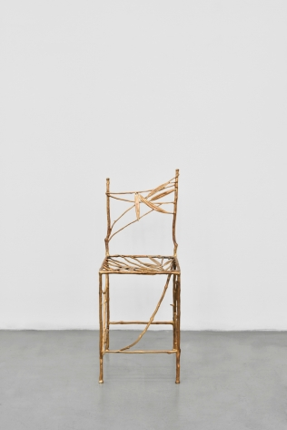Claude Lalanne, Chaise Bambou, 2009-2014