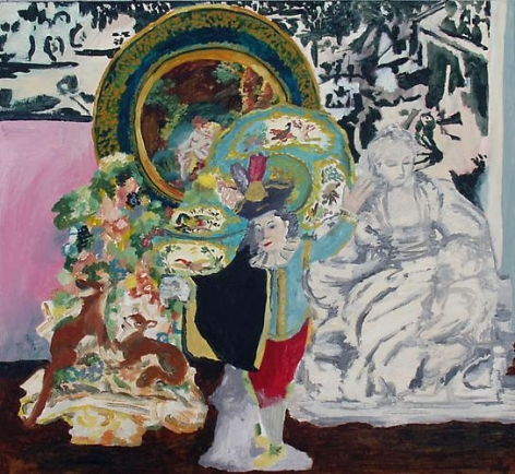 Still Life (Gifts for the Queen), 2009