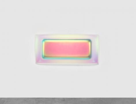 Gisela Colón Rectanguloid (Palladium Spectrum), 2020