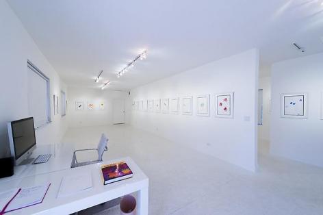 "Aleksandra Mir & Andy Warhol: ""The Meaning of Flowers"" & ""Wild Raspberries"""