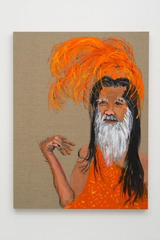 Tabboo!, Flaming Creature Agosto Machado, 2017