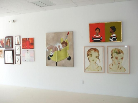Installation View Gavlak Gallery