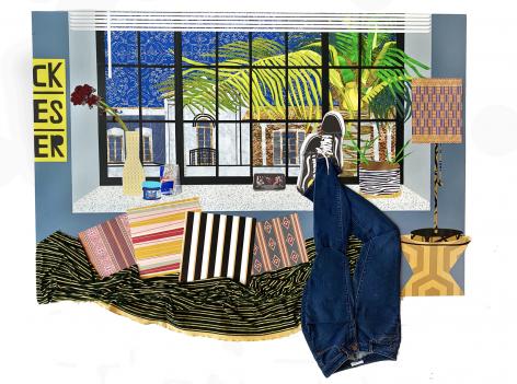 Estelle Maisonett Life in West Palm Beach, 2021