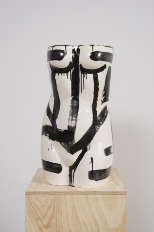 S1.3, 2015, Painted ceramic
