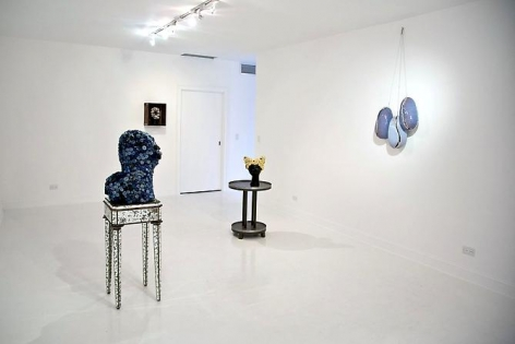 "Installation View ""What's Her Face"""