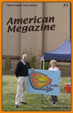 Lisa Anne Auerbach, American Magazine #1, 2013