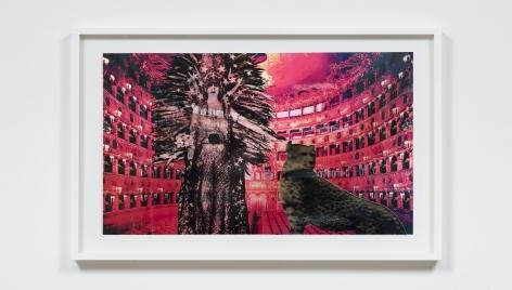 T.J. Wilcox, Queen of the Night (Marchesa Casati, La Scala), 2009