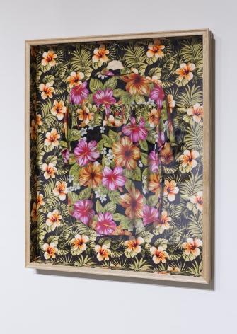 Joiri Minaya I can wear tropical print now #2 (Opacity), 2018