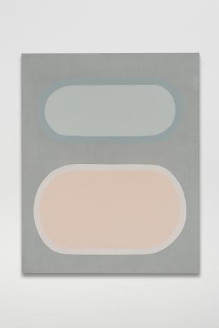Hidalgo, 2016, Oil on dyed linen