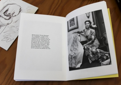"Amy Bessone ""In the Century of Women"" limited edition publication"