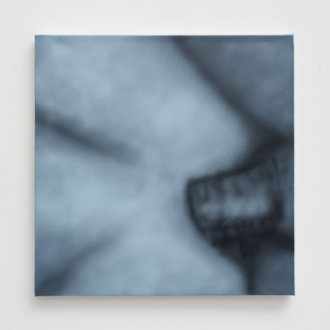 Betty Tompkins Fuck Painting #62, 2020