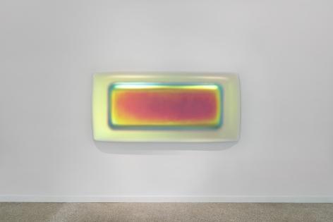 Gisela Colón, Rectanguloid (Palladium Spectrum), 2020