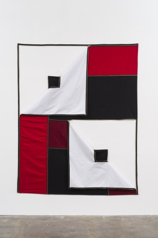 Karen Carson Red, Black, White, 1972 - 2016