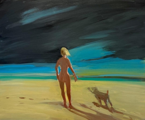 Deborah Brown, Last Swim, 2020