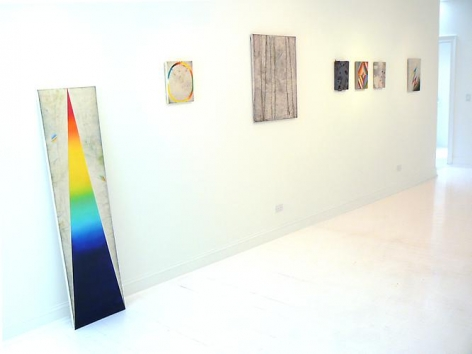 "Installation View ""Goodbye to All That"""