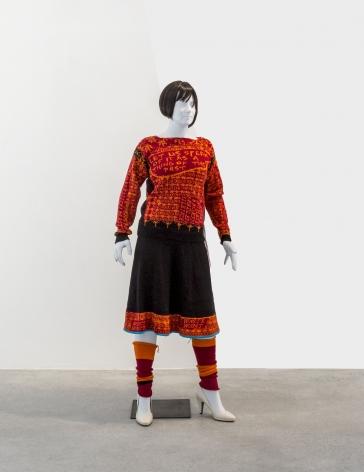 Lisa Anne Auerbach, Use It Up, 2016