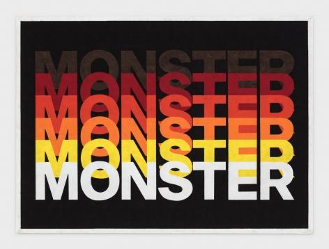 Andrew Brischler MONSTER (Inferno), 2018-2019