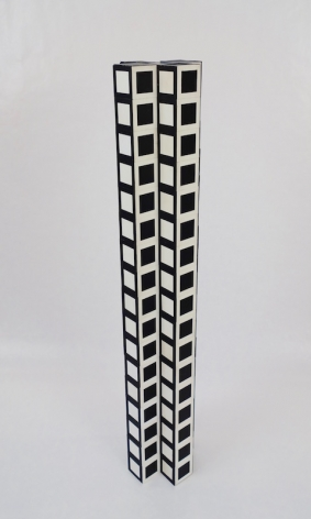 Victor Vasarely Hungarian/French NB 12 (From the IBOYA series) 1970