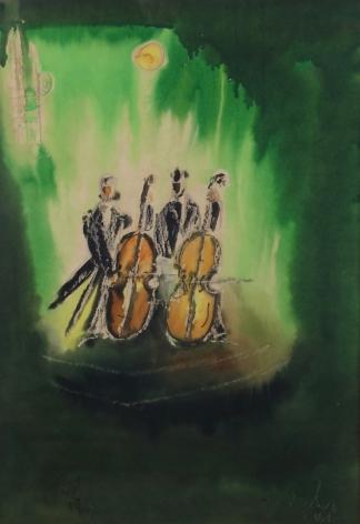 Joseph Kossonogi Israeli Cellists