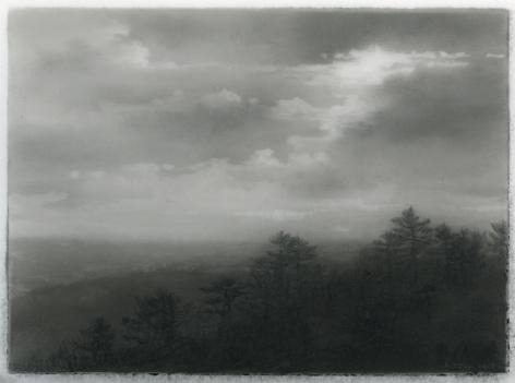Dozier Bell, Pine ridge, 2018