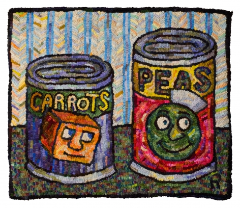 Roz Chast, Carrots and Peas, 2013