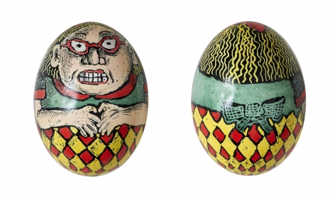 Roz Chast, Egg #77, 2010-2013
