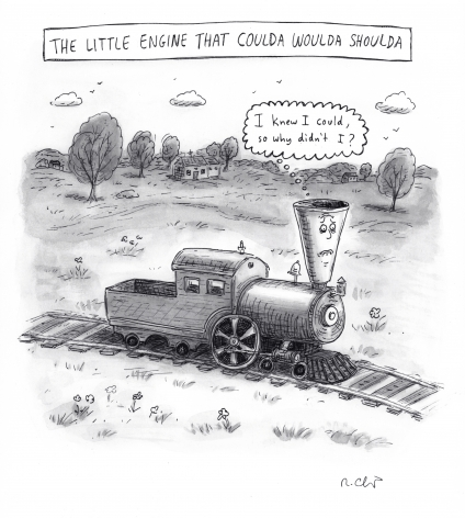 Roz Chast, The Little Engine That Coulda, 2014