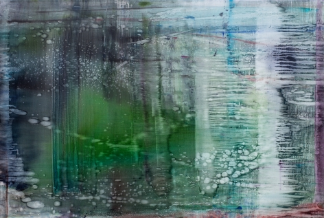 Morsbroich, 2014, oil on canvas, 47.25 x 70.75 inches