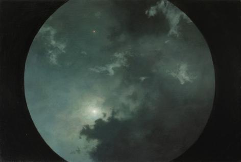 circular sky clouds