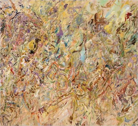 Larry Poons Book of Minutes, 2013