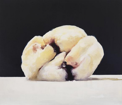 Prop, 2012,oil on canvas,30 x 35 inches