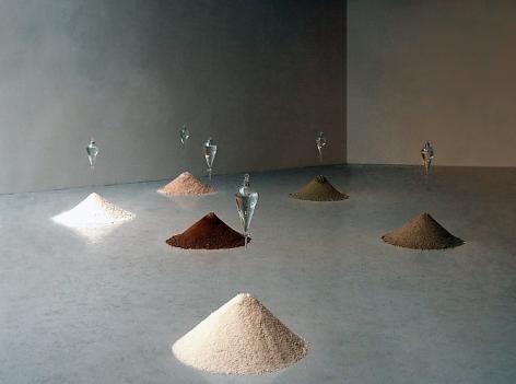 Six Continents, 2003, 6th Gwanju Biennale, South Korea, 2006
