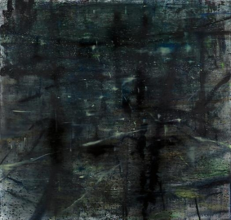 Black Painting 4, 2012