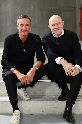 Dries Van Noten & Mr. Christian Lacroix